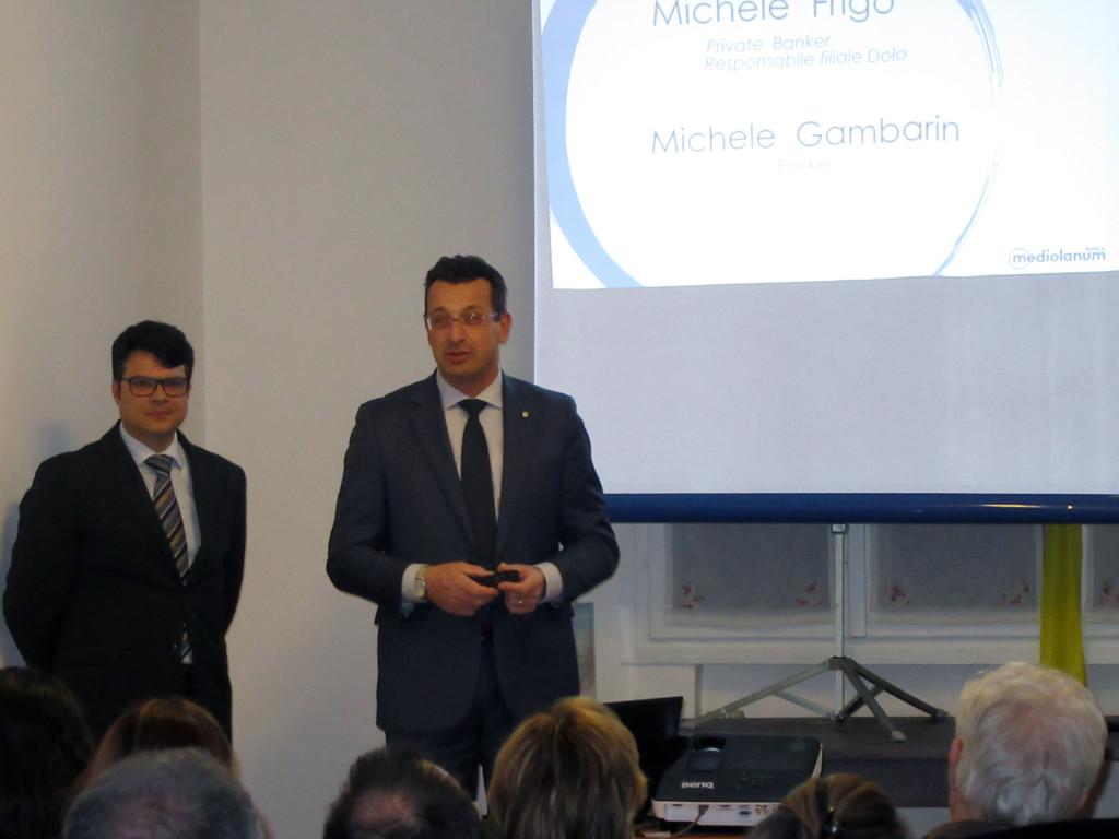 Michele Frigo e Michele Gambarin