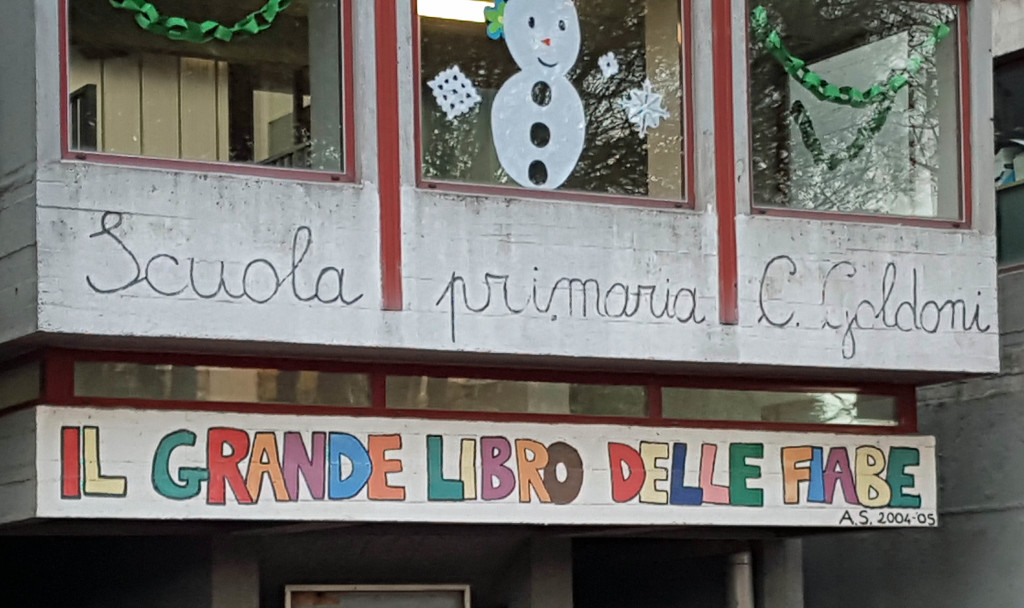 Scuola Goldoni - Spinea (Ve)