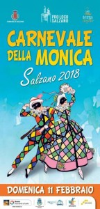 Carnevale della Monica Salzano 2018